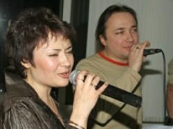 Оксана Абрамова и Олег Ляшенко
